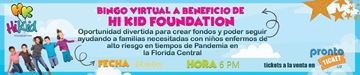 Bingo Virtual Hi Kid Fundation