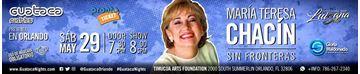 Maria Teresa Chacin - Sin Fronteras