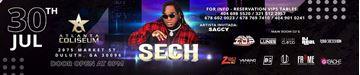 SECH - Atlanta Coliseum (+ 18)
