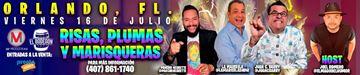 Risas Plumas y Marisqueras - Orlando