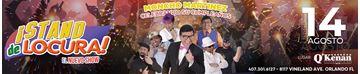 Stand de Locura - Moncho Martinez