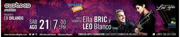 Ella Bric y Leo Blanco - Orlando
