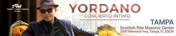 Yordano en Concierto Intimo - Tampa