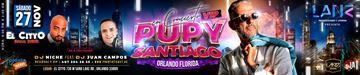 Pupy Santiago - Concierto VIP